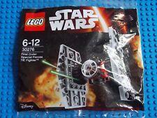 Lego-Disney Star Wars Conjunto de 30276 (fuerzas especiales de primer orden TIE Fighter)