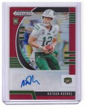 2020 Panini Prizm Draft Nathan Rourke RC Auto Autograph RED Card SP !!!