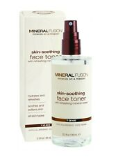Mineral Fusion Skin Soothing Face Toner 3.3 fl oz - NEW - ☆FREE SHIPPING☆