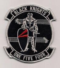 Usn Vf-154 Black Knights patch F-14 Tomcat Fighter Sqn