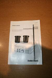 REALISTIC TANDY RADIOSHACK DX394B SPARES