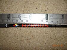 EXCELLENT PXG 3 WOOD SHAFT PROJECT X HZRDUS RED  62g 6.5 X-FLEX SHAFT