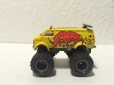 Van Thunder Beast Monsterdruck selten Monster Truck Matchbox Hot Wheels