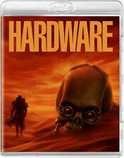 HARDWARE *Blu-Ray *IGGY POP *Punk HORROR *MINISTRY Industrial Sci-Fi GORE *RARE