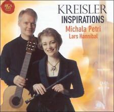 Michala Petri/Lars Hannibal : Kreisler Inspirations - Music for Recorder & Guita