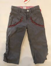 Cakewalk Girls Pants Gray Size 6 Brand New With Tags MSRP $82