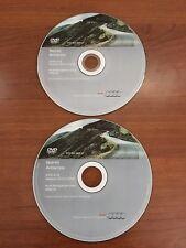 Audi RNS-E North America Navigation DVD 2015-2016 (2xDVD) Maps GPS Road Update