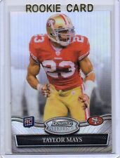 TAYLOR MAYS 49ers / USC 2010 Bowman Sterling #32 Refractor RC /299 SP Rookie