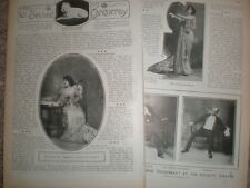 Article revival 2nd Mrs Tanqueray Royalty theatre 1901