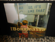 JOE BONAMASSA   SO  IT'S LIKE THAT  180g  SEALED