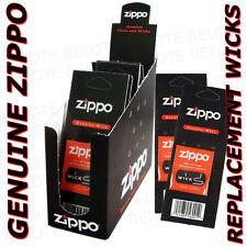 Genuine Zippo ACCESSORIES Wick 24 Pack Wicks USA MADE