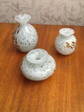 Melina glass vases set of 3