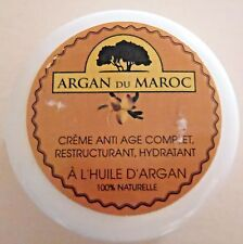 Moroccan Argan Oil Moisturising Cream 100ml Boxed,