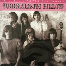 Surrealistic Pillow by Jefferson Airplane (180g LTD.Vinyl 2LP),2015, Mobile Fide