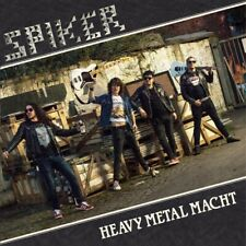 Spiker-Heavy metal poder CD single nuevo