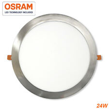 Downlight Empotrable LED Gris 24W OSRAM