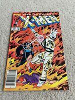 Uncanny X-Men #184, FN/VF 7.0; 1st Appearance Forge