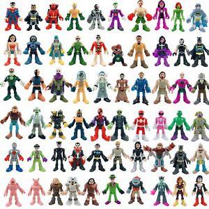 Multi Kinds IMAGINEXT DC Super Friends Power Rangers Blind Figures - your Choice