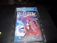 BATMAN/SUPERMAN #5 RARE LEGION OF COLLECTORS VARIANT CGC 9.8 !!!!!