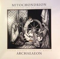 Mitochondrion - Archaeaeon 2 x LP Black Death Metal GOLD COLORED VINYL