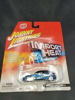Johnny Lightning Import Heat Honda Civic Custom Blue