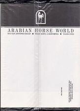 Arabian Horse World - July 1993 - Vol. 33, No. 10 - Still Sealed In Original Bag
