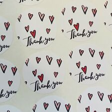 Thank you for your order small business/labels/stickers/postage 30mm 3cm Round