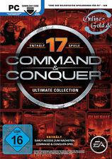 Command & Conquer The Ultimate Collection Key - PC Spiel EA Origin Code NEU [EU]