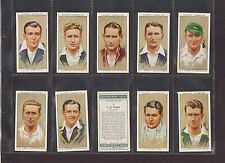 Sports 1918 - 1939 Collectable Player's Cigarette Cards