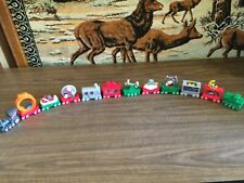 Mcdonald'S Collectible 2017 Train Complete (12 Pieces), With Bell Sounds