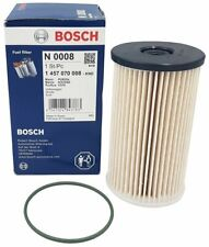 Genuine BOSCH N0008 Fuel Filter - SEAT Altea 1.6 1.9 & 2.0 TDi - 2004-2015