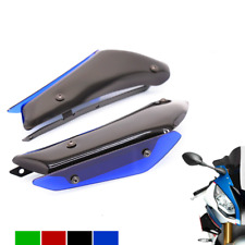 Side Spoiler Downforce Winglets Fairing For YAMAHA YZF R6 2017-19 YZF R1 2015-18
