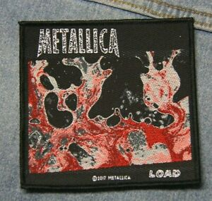 Metallica Load sew  on patch retro Official merchandise metal music