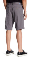 Tommy Bahama Festival Time Solid Shorts Carbon Grey NWT $99.50