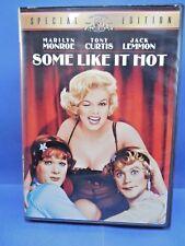 Some Like It Hot - Marilyn Monroe/Tony Curtis/Jack Lemmon - Free Shipping