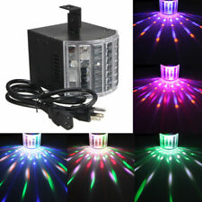 18W RGB Sound Activated Magic Effect Led Stage DJ Lights Three Control Modes