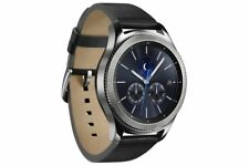 Sealed Samsung Galaxy Gear S3 SM-R770 Classic Bluetooth Smart Watch black
