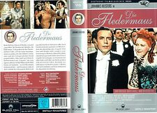(VHS) Die Fledermaus - Johannes Heesters, Willy Fritsch, Marte Harell (1946)