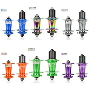 Koozer Newest XM490 Pro 72 Clicks 6 Pawls 32H Mtb Bike Mountain Bicycle Disc Hub