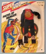 SUPER JOE ADVENTURE TEAM - PATHS OF DANGER - ACCESSORY PACKAGED - HASBRO - 1977