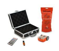 Edison V2 Educational Robot with Carrying Case, USB Key, IR Remote, & EdCreate