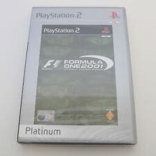 F1 FORMULA 1 ONE 01 2001 F101 - SONY PLAYSTATION 2 PS2 GAME - NEW & SEALED