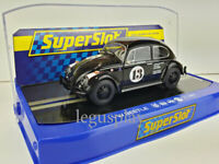 Slot Car Scalextric Superslot H4147 Drew Pritchard's VW Beetle Goodwood 2018