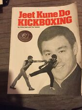 Jeet Kune Do Kickboxing. By Chris Kent And Tim Tackett. Htf