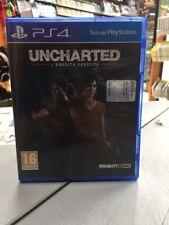 Uncharted L'Eredita' Perduta Ita PS4 USATO GARANTITO