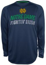 Notre Dame Fighting Irish NCAA Champion Be a Beast Long Sleeve Performance Shirt