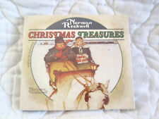 NORMAN ROCKWELL CHRISTMAS TREASURES CD NEW SEALED 2006 THE ALLEYCATS SOPRANO SAX