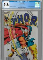 Thor 337 CGC 9.6 1st Beta Ray Bill NEWSSTAND VARIANT MCU Marvel WP VERY CLEAN