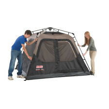 Coleman Camping Tent Outdoor 4 Person Car Camp Easy Set Up Shelter Waterproof