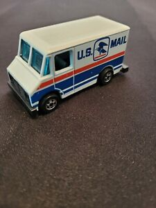 1976 Mattel Hot Wheels U.S. Mail Truck Hong Kong